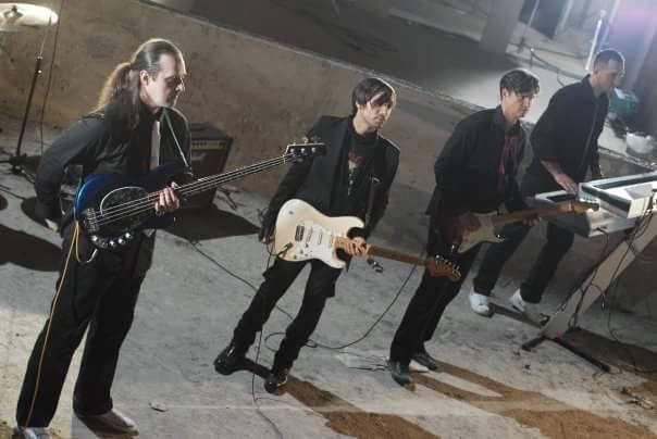 Snimanje spota za pesmu Zasto te sanjam 2002