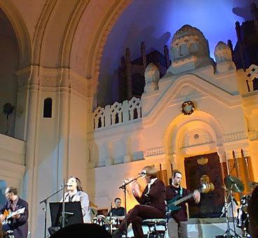Koncert Sinagoga Novi Sad 2000