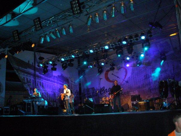 Novogodisnji Koncert Trg Novi Sad 2007