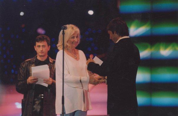 Pobednicka pesma i nagrada za najbolju interpretaciju, Budvanski festival 2001