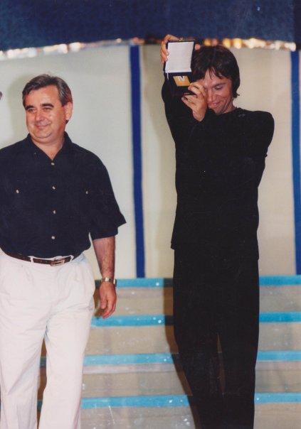 Nagrada za najbolju interpretaciju, Zrenjaninski festival 2000